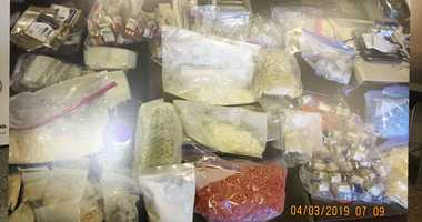 Authorities say they've taken down a major dark web drug dealer.