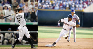 Clint Barmes and Zack Greinke were part of some of the most memorable recent MLB Opening Day games.