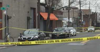 Queens Nightclub Shooting Scene