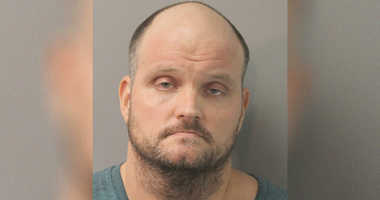 Robert Shermaniski of Valley Stream is accused of threatening to murder a West Palm Beach police sergeant.