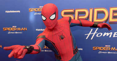 NEW YORK, NY - JUNE 26: Spiderman attends the 'Spiderman: Homecoming' New York First Responders' Screening at Henry R. Luce Auditorium at Brookfield Place on June 26, 2017 in New York City.