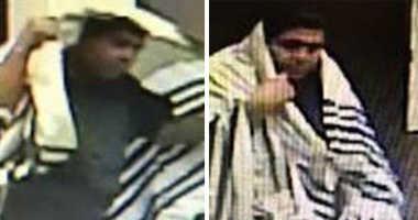 Bensonhurst synagogue burglary suspect.