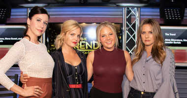 "Alicia Silverstone, Mena Suvari, and Jennifer Bartels Take Aim at Equality in ""American Woman"""
