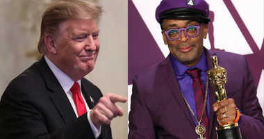 Trump Spike Lee