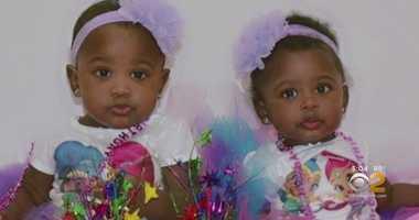 Jasmine and Jaida Campbell