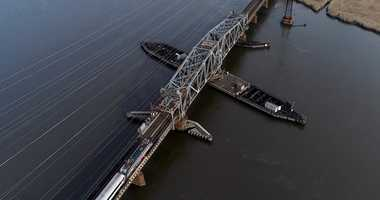 New Jersey's Portal Bridge