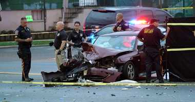 Hackensack crash
