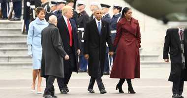 Michele Obama inauguration