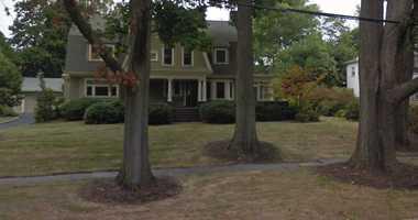 The Westfield 'Watcher' house.
