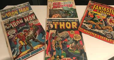 Comics from John Dorian