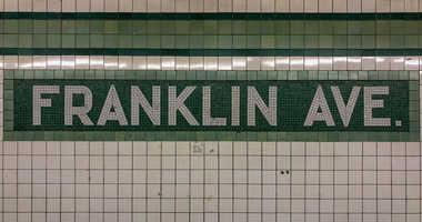Franklin Ave Subway Station
