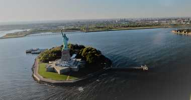 Liberty Island file