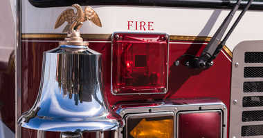 Fire truck file image.