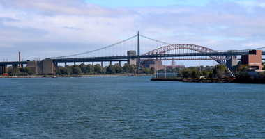 East River file image.