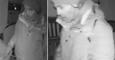 Police searching for Riverdale burglar