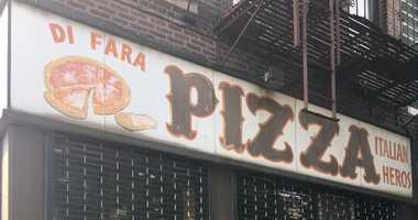 Di Fara pizza shuttered