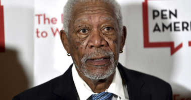 FILE - In this May 22, 2018 file photo, actor Morgan Freeman attends the 2018 PEN Literary Gala in New York.