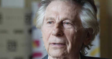 """In this May 2, 2018 photo director Roman Polanski appears at an international film festival, where he promoted his latest film, """"Based on a True Story,"""" in Krakow, Poland."""