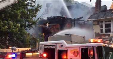 Brooklyn rabbi fire