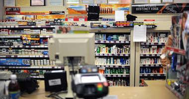 Cigarettes tobacco pharmacy