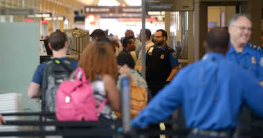 TSA agents