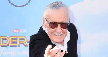 "28 June 2017 - Hollywood, California - Stan Lee. ""Spider-Man: Homecoming"" Los Angeles Premiere held at the TCL Chinese Theatre in Hollywood."