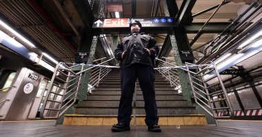 Transit police subway