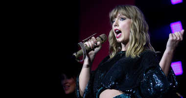 File photo dated 10/12/17 of Taylor Swift, as the US singer dances through a hotel, the subway and a rain-soaked street in her new music video Delicate as she turns invisible.