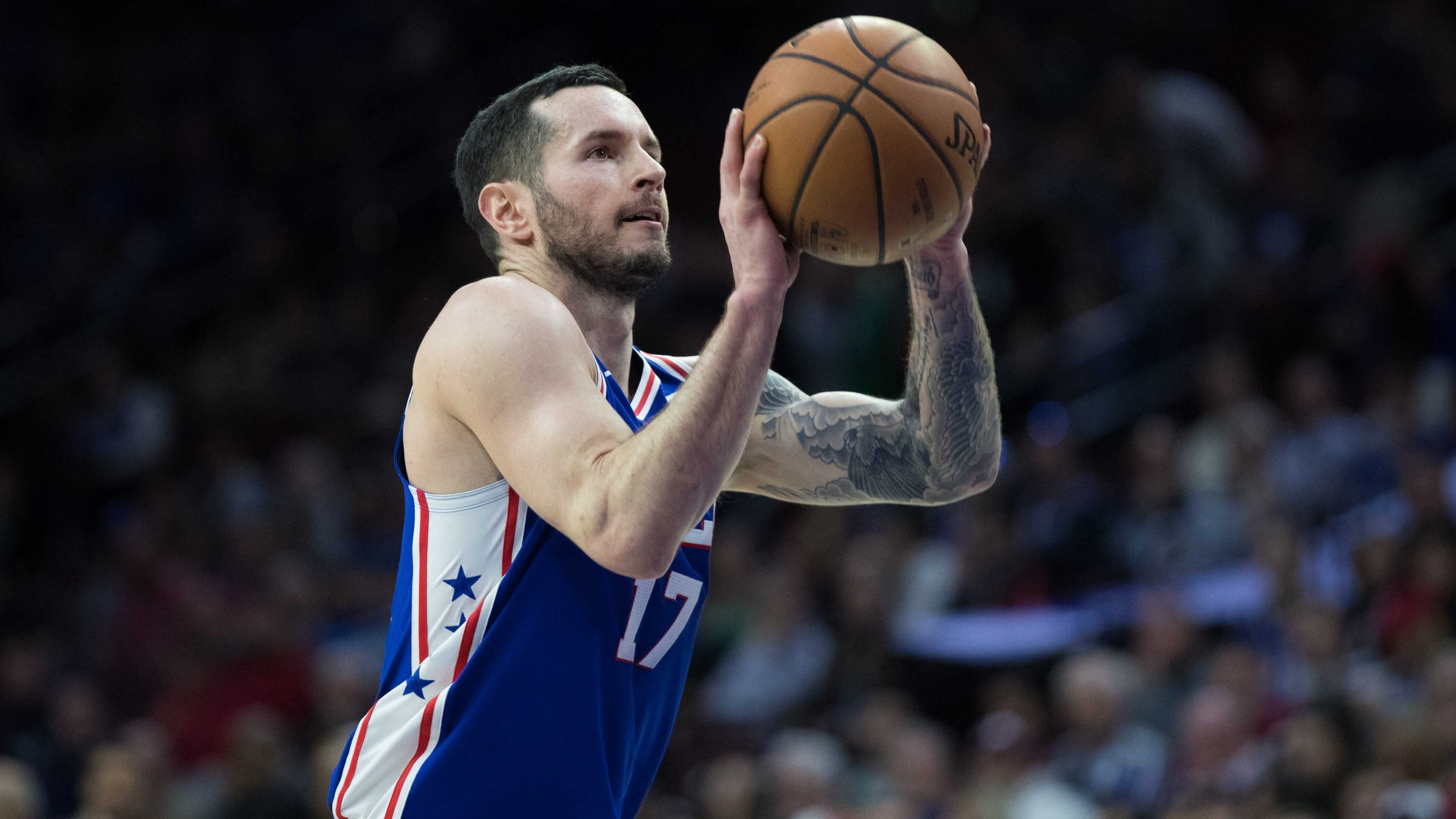 c506caf3fb23 Philadelphia 76ers  JJ Redick  We just need to play harder