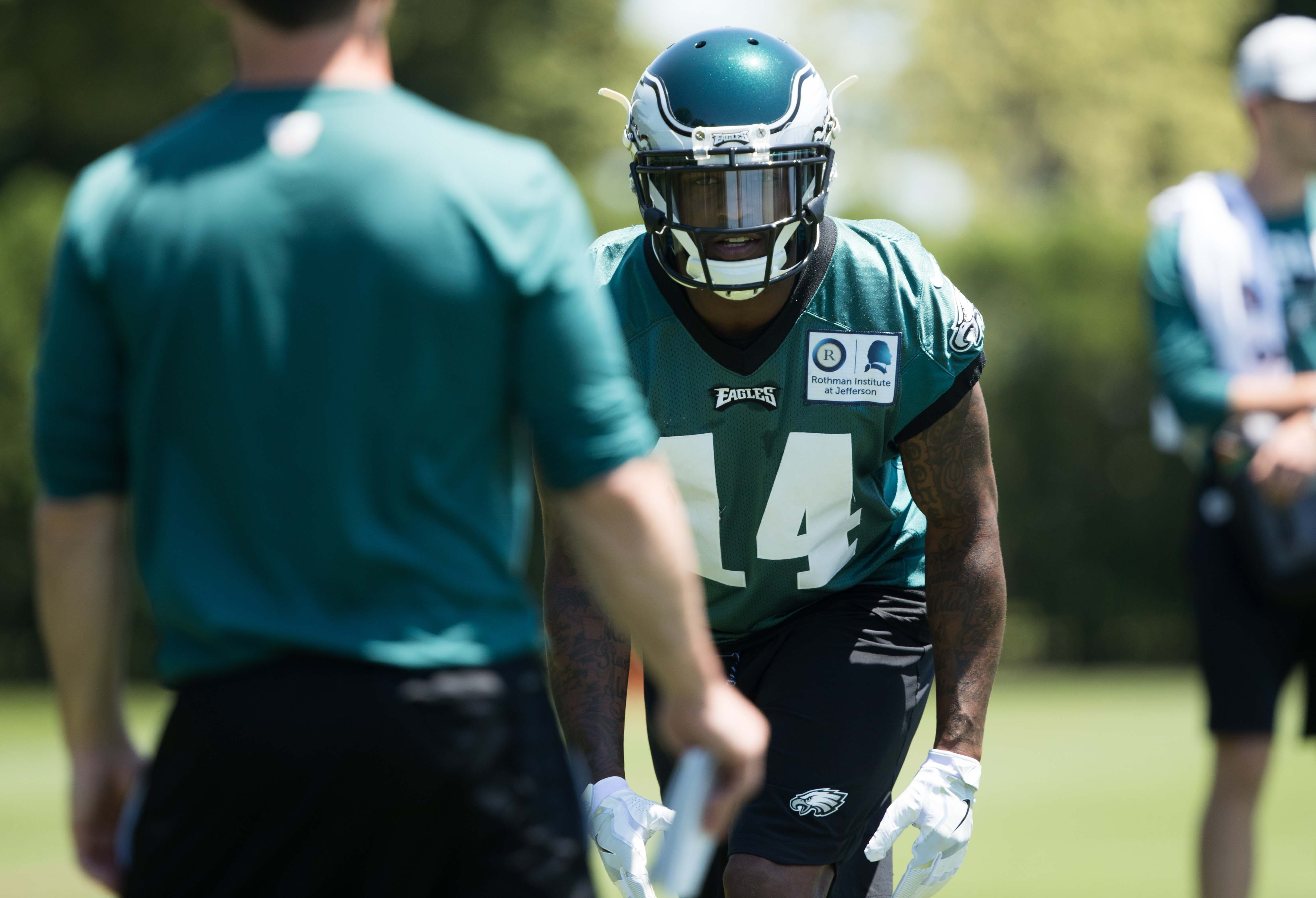 a8f385031f3 Eagles: Will Mike Wallace, Mack Hollins or Richard Rodgers play this  season? | 94 WIP