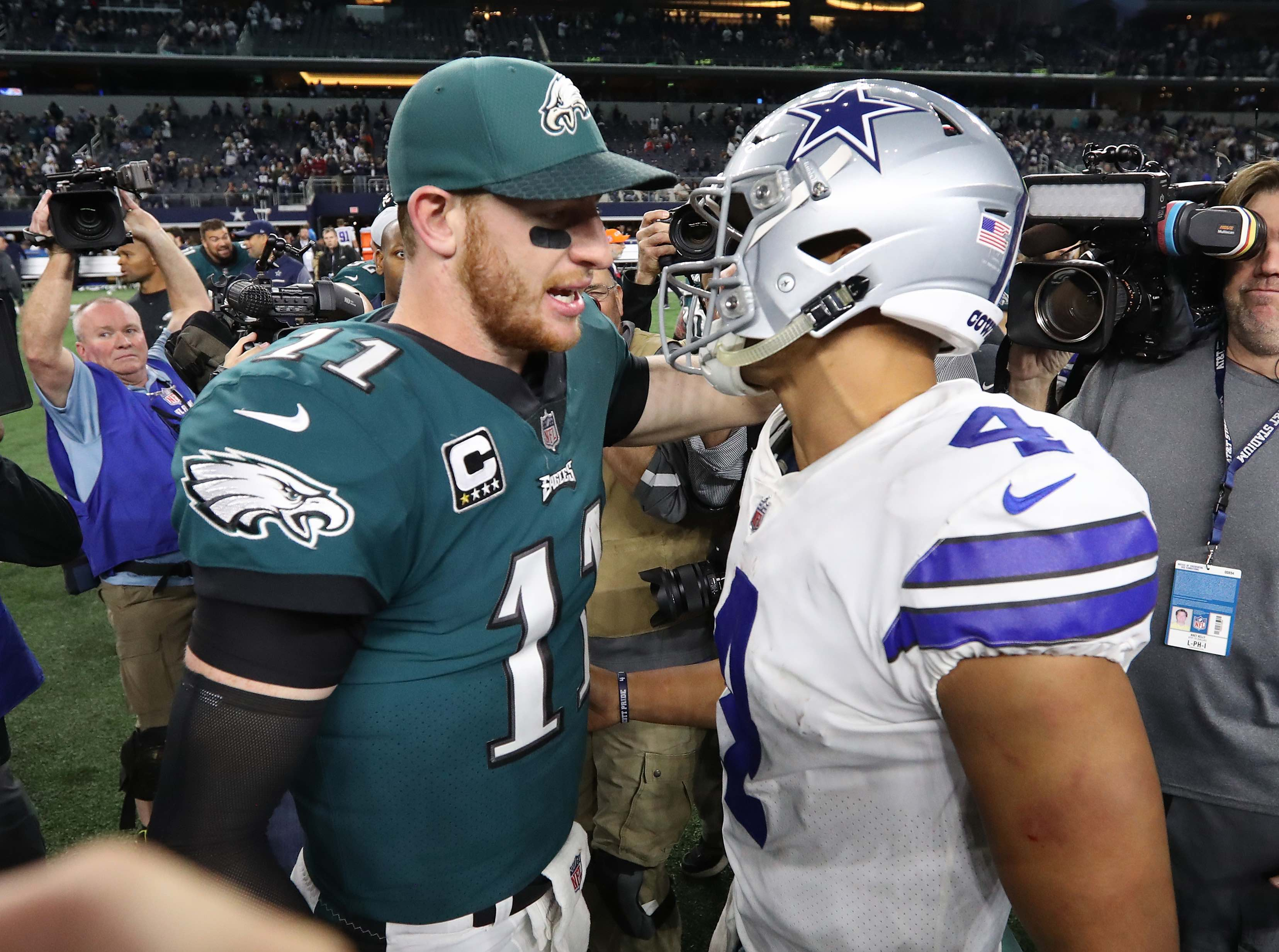 cf8423a87f5 Boring rivalry between Eagles and Dallas Cowboys about to get new life | 94  WIP