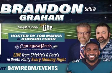 Eagles Brandon Graham Show 94WIP
