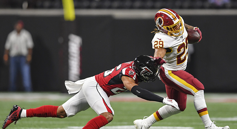 competitive price 71205 c29a8 Key Takeaways from Redskins' dress rehearsal against Falcons ...