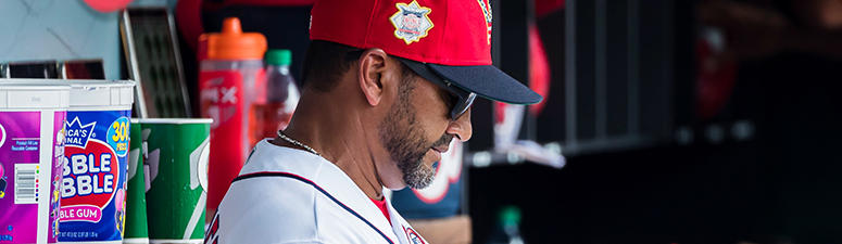 Mike Rizzo: Dave Martinez 'kept this club together'