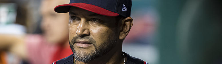 Martinez's health 'puts things in perspective' for Nationals
