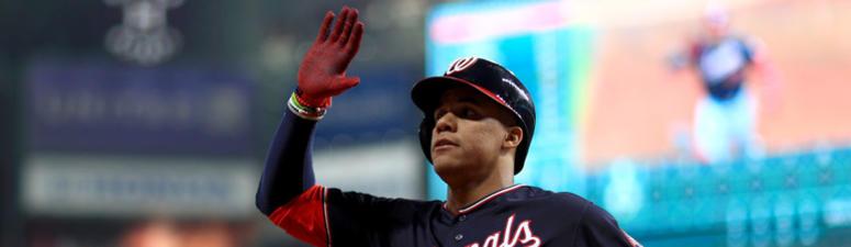 Nats hitting coach guaranteed Juan Soto's home run