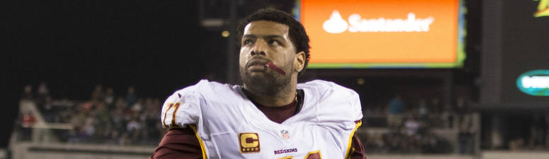 Redskins still not interested in trading Trent Williams
