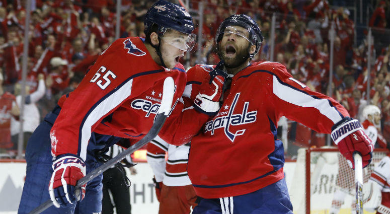 Capitals honored Andre Burakovsky trade request