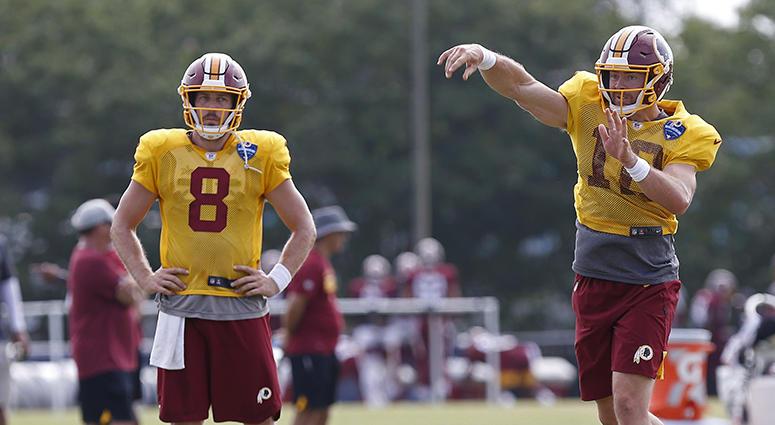 Colt McCoy to miss second Redskins preseason game