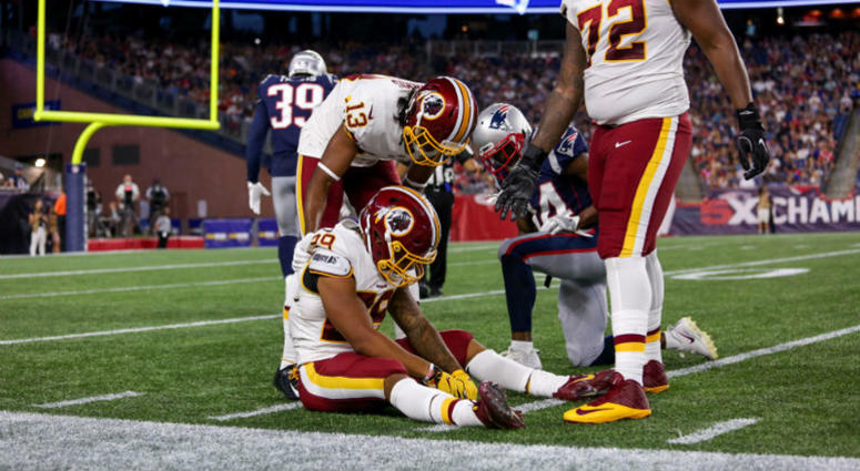 Redskins hire outside consultants to examine injury protocol