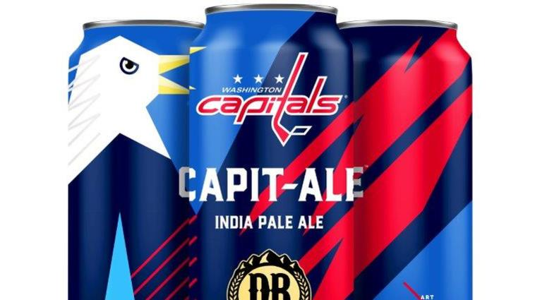 The Capitals and Devils Backbone Brewing Company are introducing the Capit-Ale IPA.