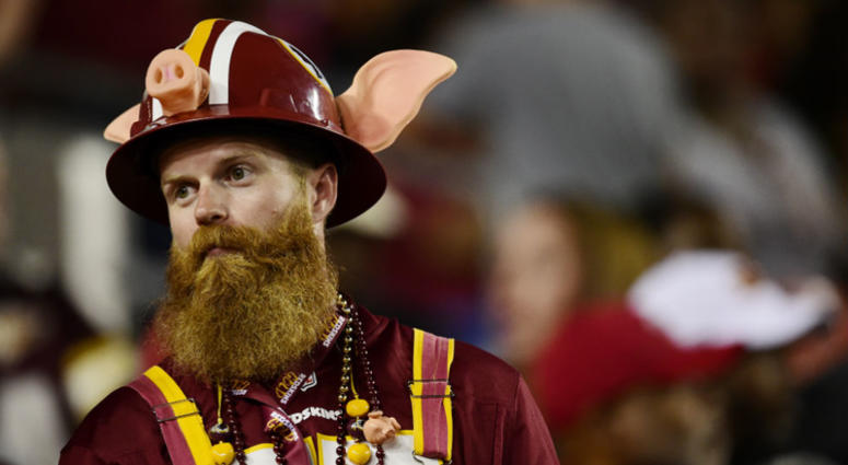 Fox Sports NFL graphic leaves out Redskins | 106 7 The Fan