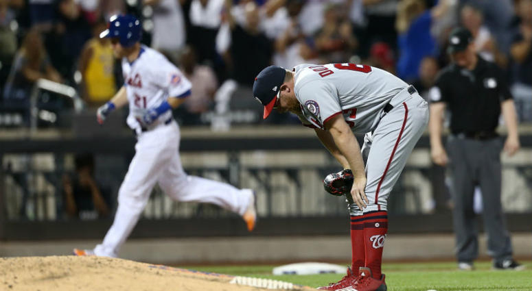 It's déjà vu all over again for Sean Doolittle and Nationals bullpen vs. Mets.