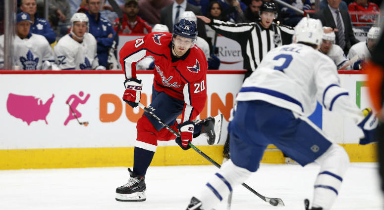 Lars Eller: Capitals laying a foundation they can build on