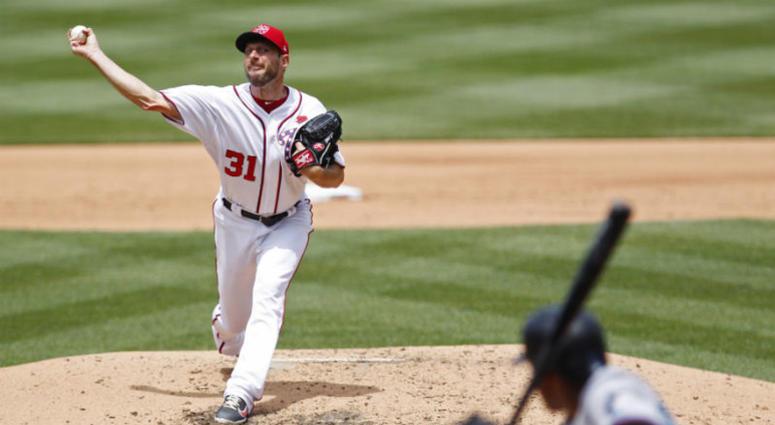 Max Scherzer getting the worst bullpen support in MLB