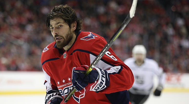 Capitals are being patient with Michal Kempny
