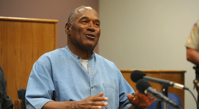 O.J. Simpson captures America's attention on Twitter: 'I've got a little getting even to do'