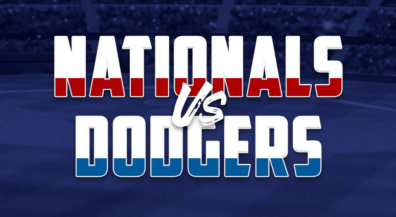 Nationals-Dodgers Game 1: TV channel, time, announcers, odds