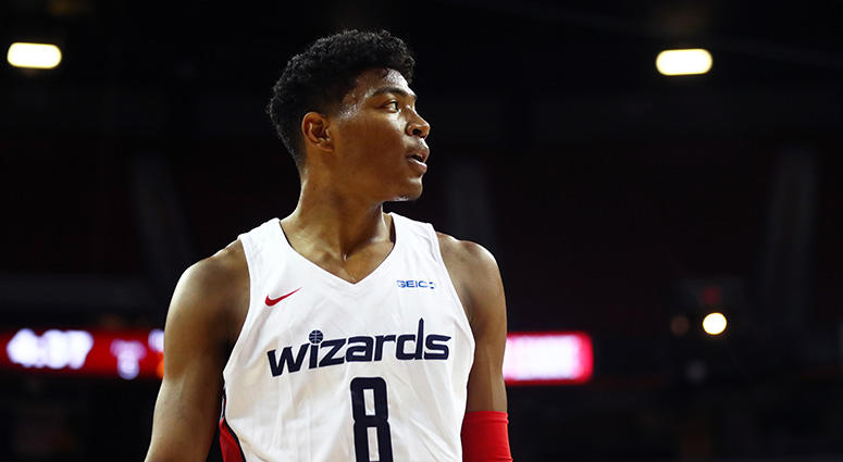 Rui Hachimura Summer League