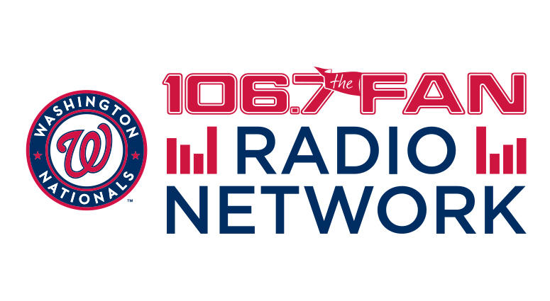 Washington Nationals Radio Network logo